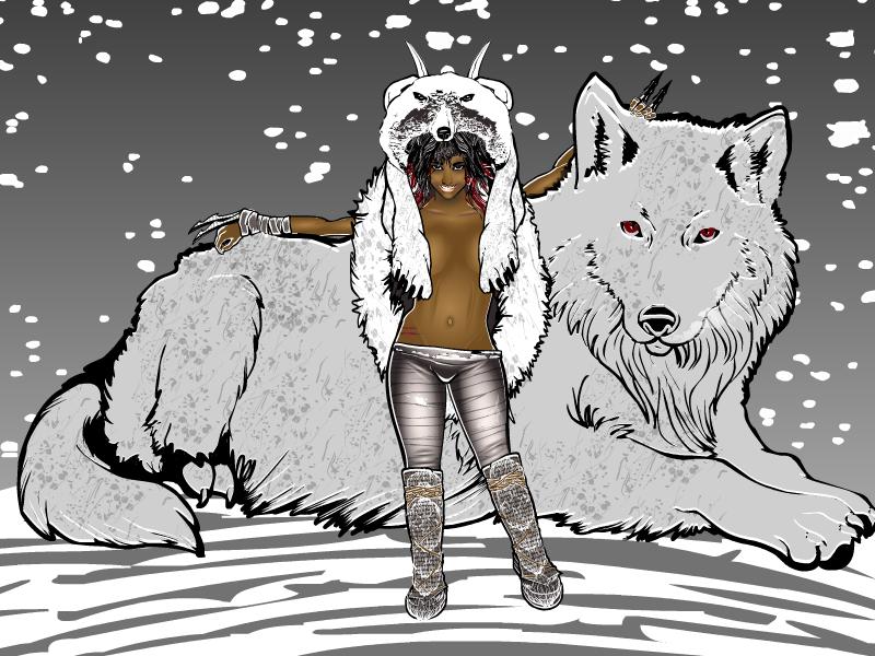 Ahnah, Wolfmaster