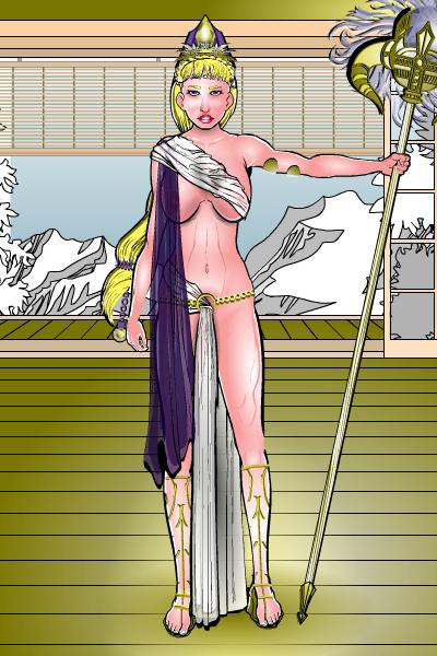 Queen Galinda
