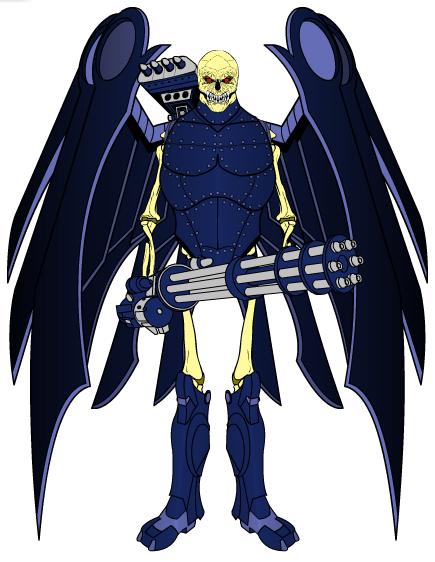 Character Design Contest 2014 : Character design contest ♯ cyborgs heromachine