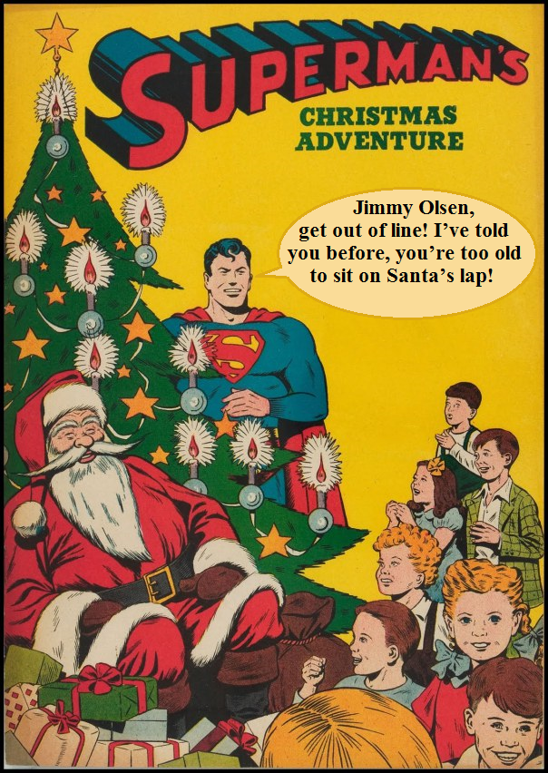 Superman Christmas2