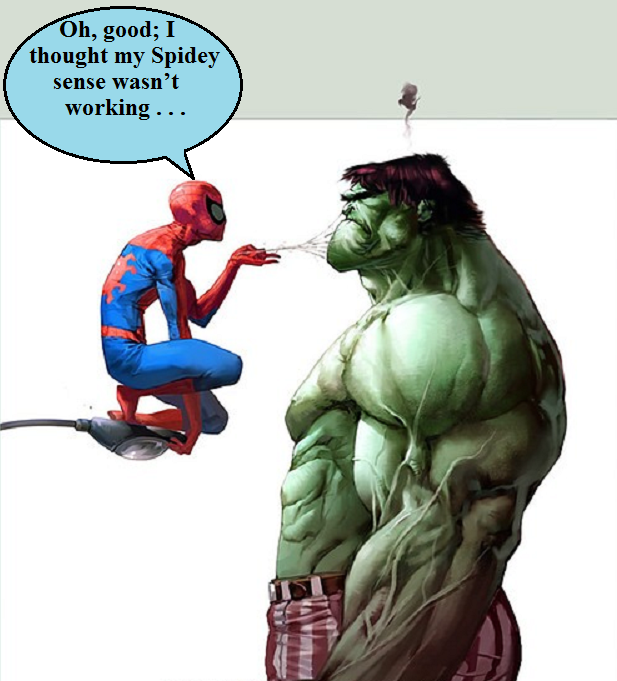 spidey and hulk 2