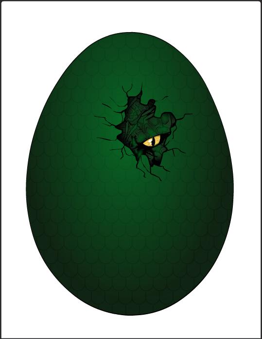 116 Nug- dragon egg