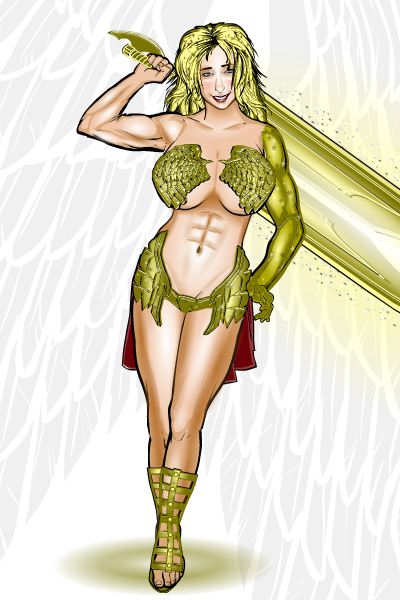 Golden Gladiator (Redesign)