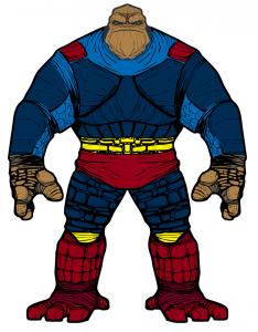 Worf-Super-Golem