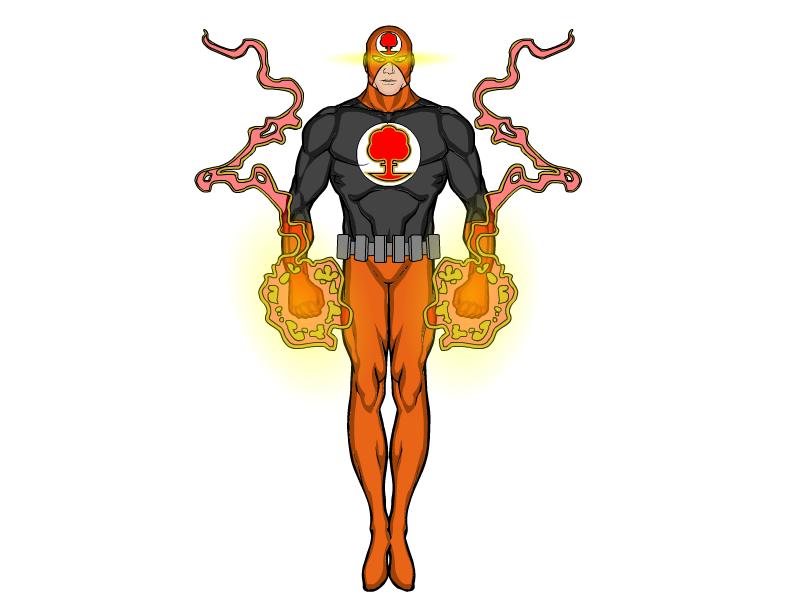 Topic: Camruth's Alterniverse | HeroMachine Character ...