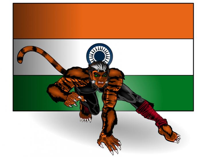 AMS IH-BENGAL-TIGER-India
