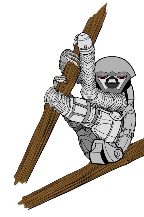 Trekkie-Robot_Sloth