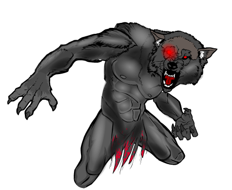 prswirve werewolf