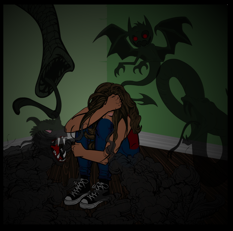 140 Geno-Haunted (Depression)