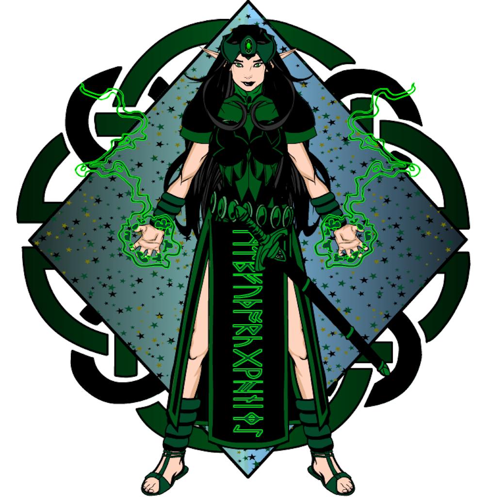 Lythea El`Damor HM3