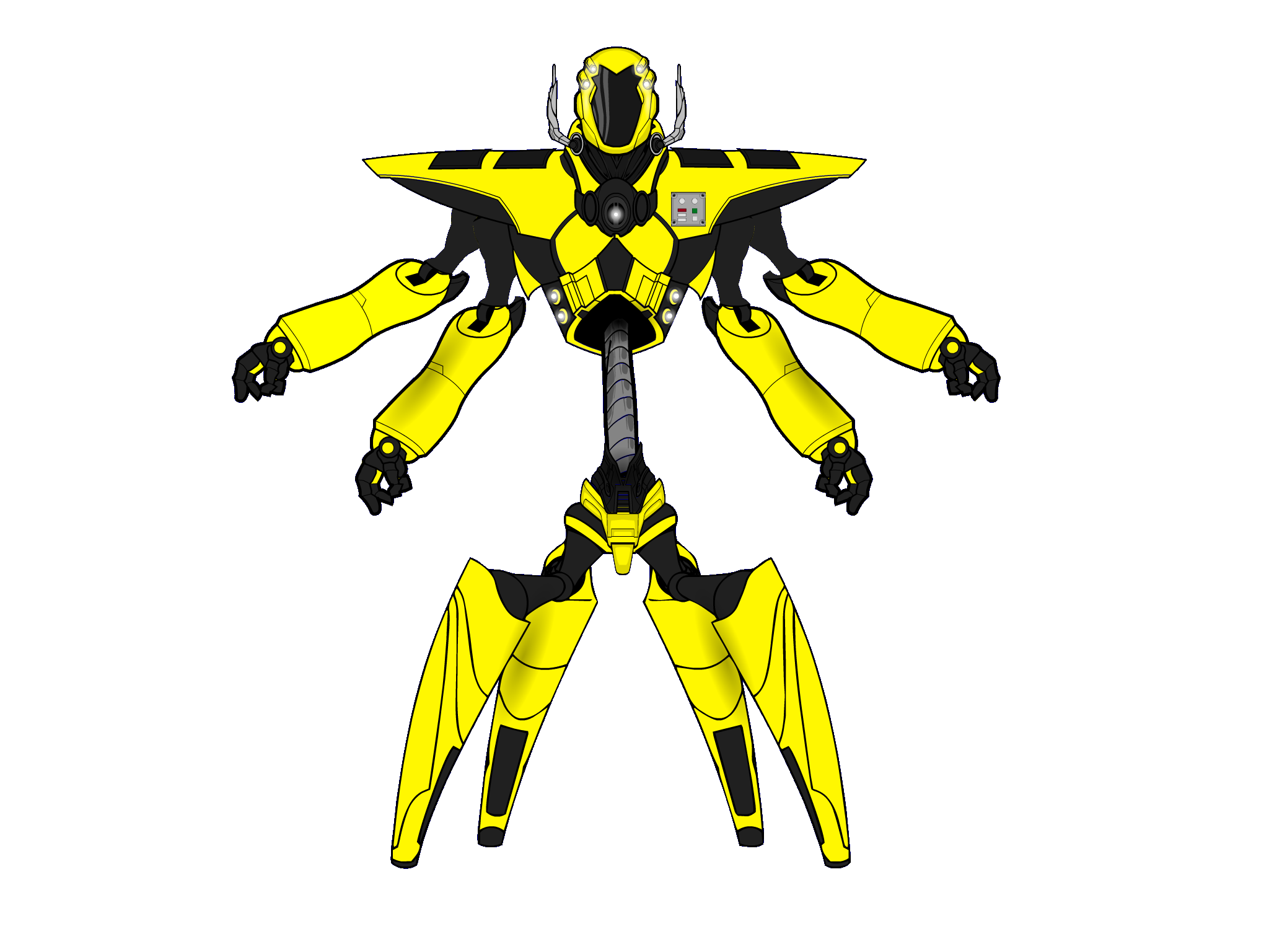 Vectorman316-W-Series Android-SciFi (1)
