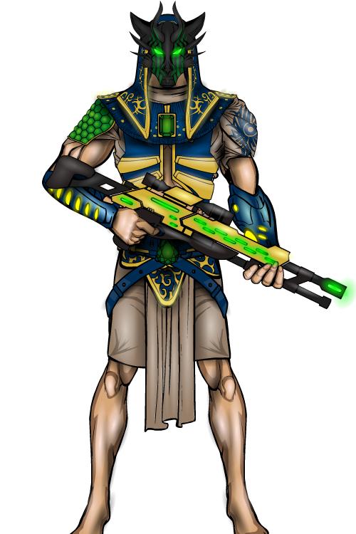 hawk007-Anubis