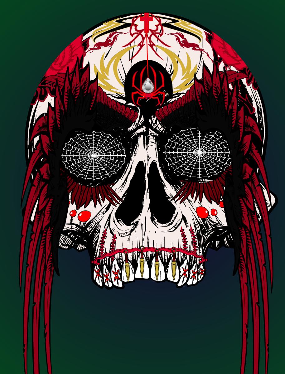 Melmo44-Sugar-Skull