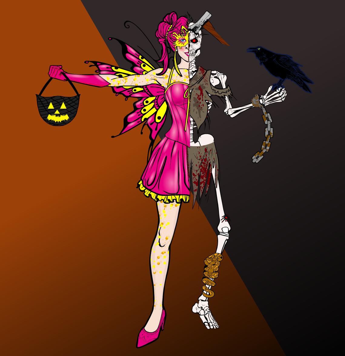 Character Design Challenge #343 – The Spirit of Halloween – Results