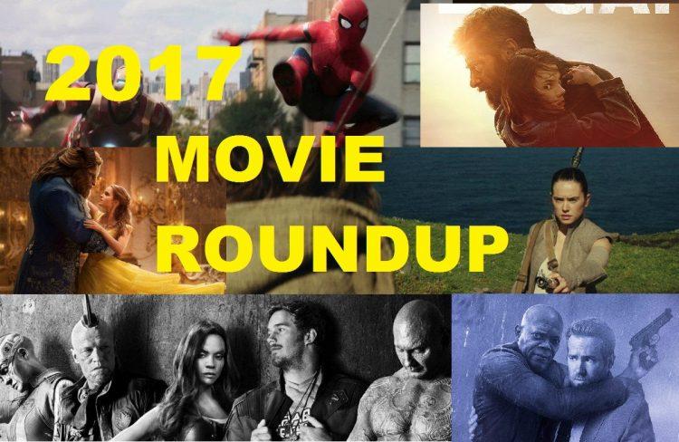 2017 Movie Wrap-Up