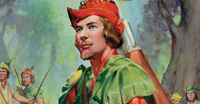 Robin hood hero or villain