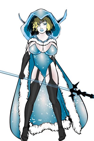 Gelinda - Ice Queen