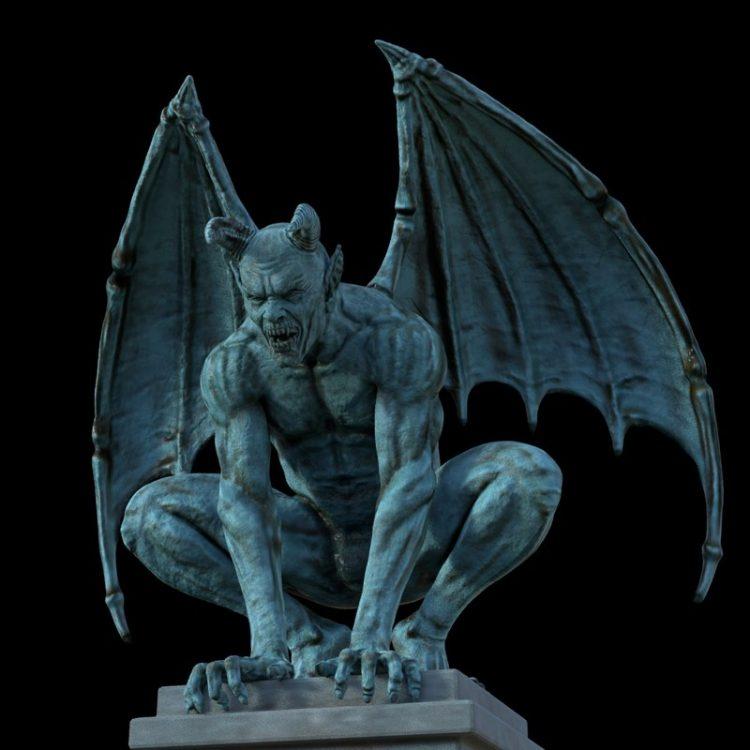 CDC #408 – Gargoyles