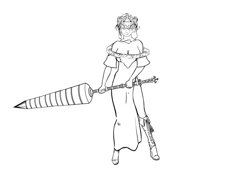 Lady Lance