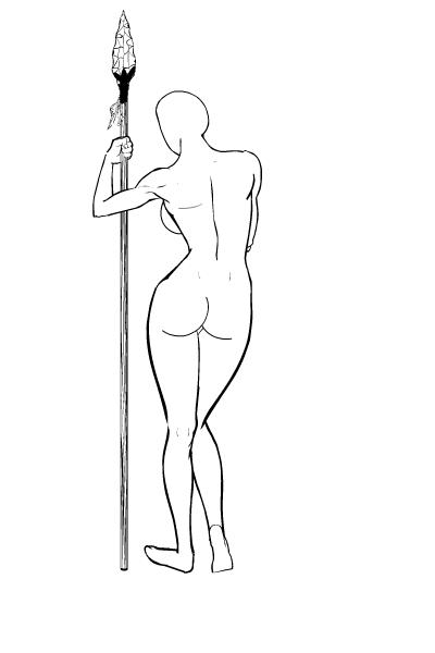 Spear Pose