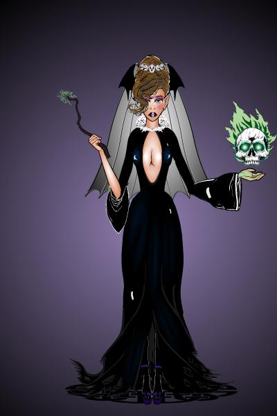 Witch Bride